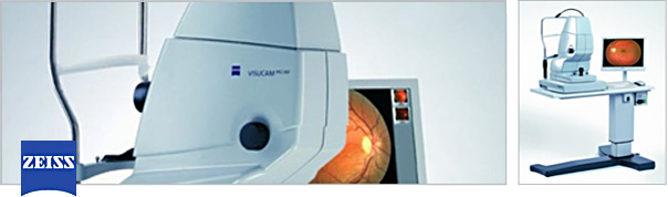 Zeiss Retinal photography technology